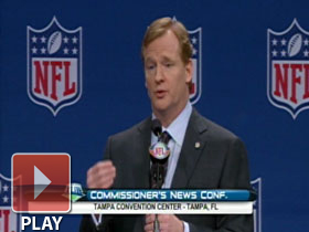 Commissioner Goodell on Plaxico